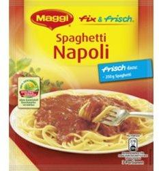 Maggi Appliances fix & frisch: Spaghetti Napoli