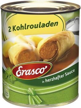 Erasco 2 Kohlrouladen