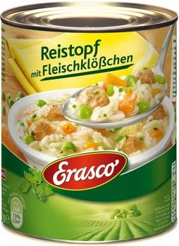 Erasco Reistopf mit Fleischklößchen (800 g)