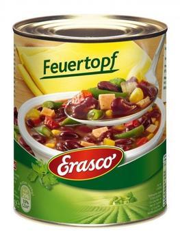Erasco Feuertopf