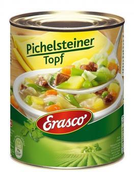 Erasco Pichelsteiner Topf