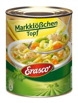 Erasco Markklößchen-Topf