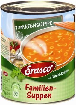 Erasco Familien-Suppen Tomatensuppe (800g)