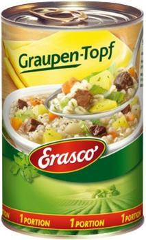 Erasco Graupentopf (400 g)