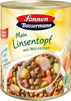 Sonnen-Bassermann Linsentopf (800g)