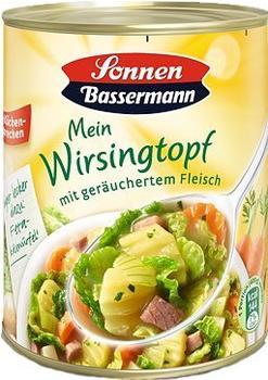 Sonnen-Bassermann Wirsingtopf