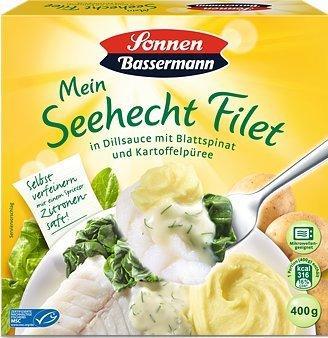 Sonnen-Bassermann Seehecht Filet