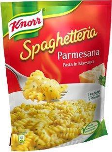 Knorr Spaghetteria Parmesana Pasta in Käsesauce