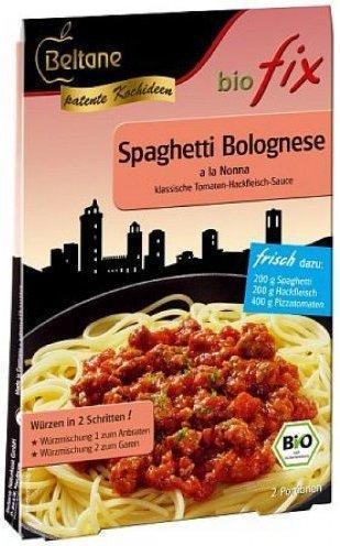 Beltane biofix Spaghetti Bolognese (22g)