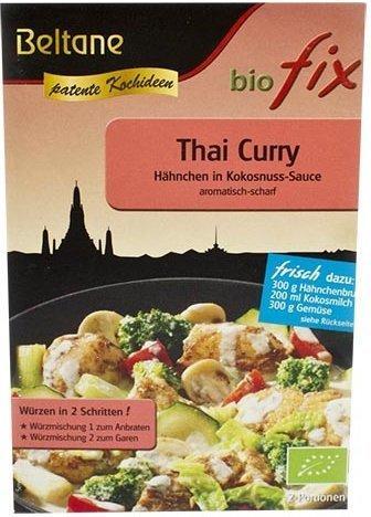 Beltane biofix Thai Curry (21g)