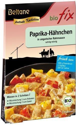 Beltane biofix Paprika-Hähnchen (21g)