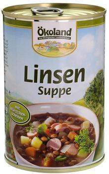 Ökoland Linsensuppe (400 g)
