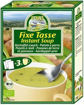 Natur Compagnie Fixe Tasse Kartoffel-Lauch