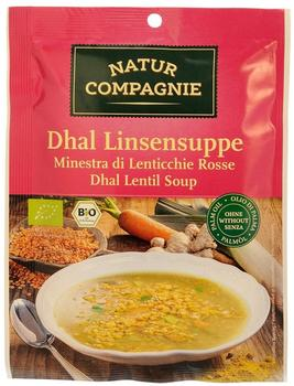Natur Compagnie Dhal-Linsensuppe