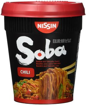 Nissin Soba Cup Chili