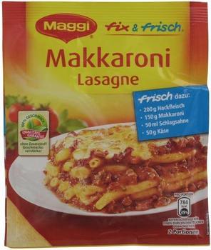 Maggi Appliances fix & frisch: Makkaroni Lasagne