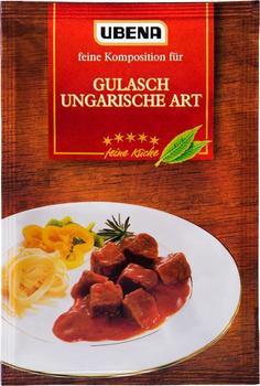 Ubena Feine Komposition für Gulasch Ungarische Art