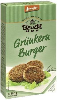 Bauckhof Grünkernburger demeter (160 g)