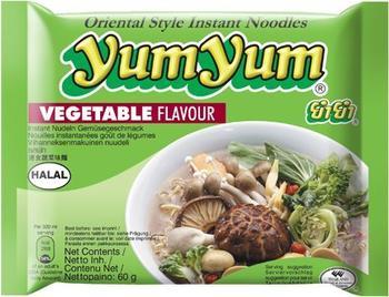 Yum Yum Instantnudeln vegetarisch (60 g)