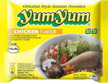 Yum Yum Instantnudeln Huhn (60g)