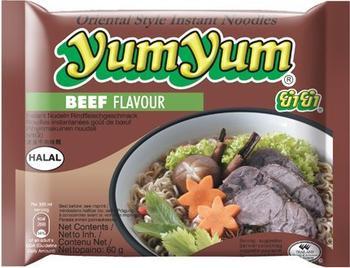 Yum Yum Instantnudeln Rind (60 g)