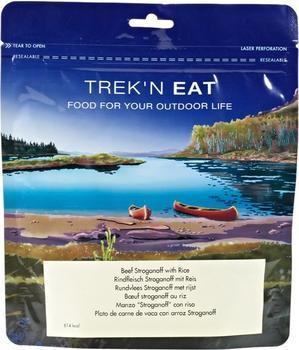 Trek'n Eat Rindfleisch Stroganoff mit Reis (160 g)