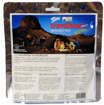 Travellunch Fleischpflanzerl mit Kartoffelpüree (125 g)