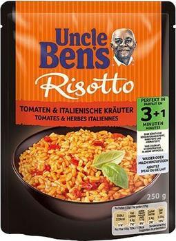 Uncle Ben's Risotto Tomaten & italienische Kräuter (250g)