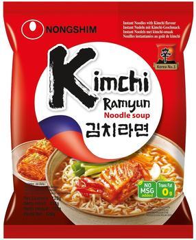Nong Shim Instantnudeln Kimchi Ramyun (120g)