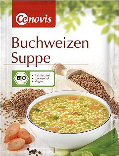 Cenovis Buchweizen Suppe