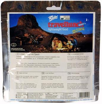Travellunch Linseneintopf mit Speck Doppelpackung