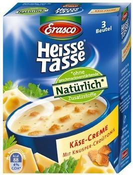 Erasco Heisse Tasse: Käse-Creme
