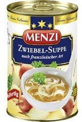 Menzi Zwiebel-Suppe