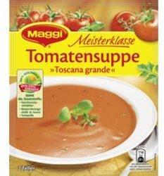 Maggi Appliances Meisterklasse: Tomatensuppe Toscana grande
