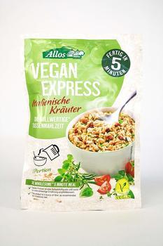 Allos Vegan Express Italienische Kräuter Instant 60g