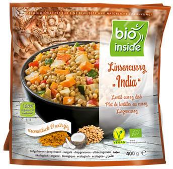 Bio Inside Linsencurry India 400g