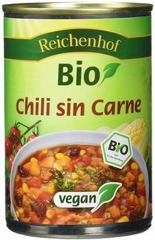 Reichenhof Bio Chili Sin Carne 400g