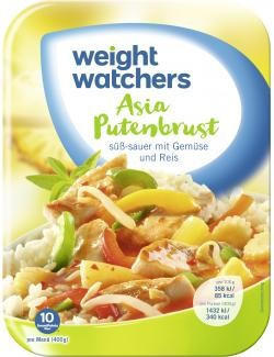 WeightWatchers Asia Putenbrust süß-sauer (400g)