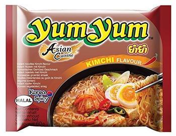 Yum Yum Instantnudeln Kimchi Flavour (60g)