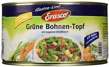 Erasco Grüne Bohnen-Topfx 4.5 kg