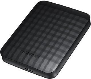 Samsung M2 Portable 750GB braun schwarz