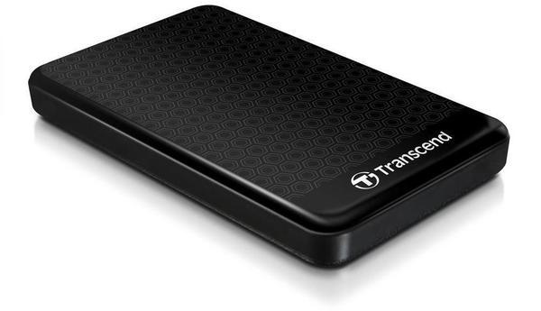 Transcend StoreJet 25A3 USB 3.0 1TB schwarz