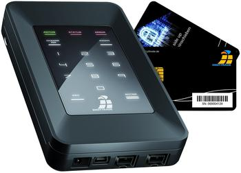 Digittrade High Security HS256S 500GB
