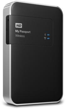 Western Digital MY Passport Wireless 1 TB (WDBK8Z0010BBK)