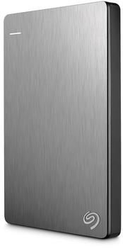 Seagate Backup Plus Portable Festplatte 1TB silber