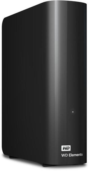 Western Digital Elements Desktop 3TB USB 3.0 (WDBWLG0030HBK-EESN)