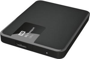 Western Digital My Passport Ultra 1TB USB 3.0 schwarz (WDBGPU0010BBK-EESN)