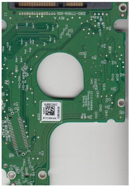 Western Digital Blue Mobile SATA 500GB (WD5000LPCX)