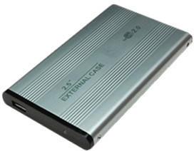 LogiLink 2,5 Zoll IDE USB 2.0 Alu (UA0040A)