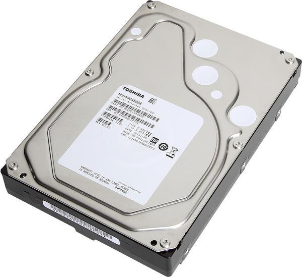 Toshiba SATA 4TB (MG04ACA400E)